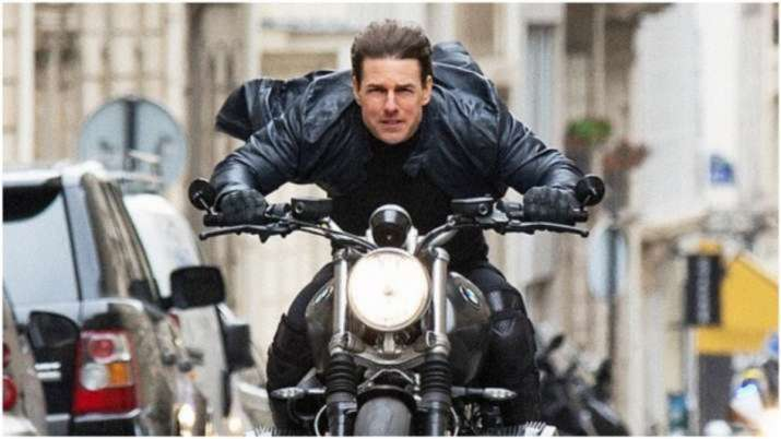 Mission: Impossible 7: Tom Cruise's car stolen while shooting in UK