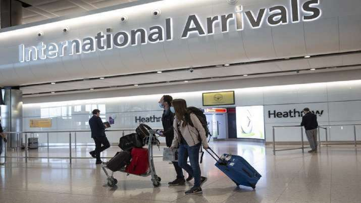 UK relaxes mandatory quarantine rule for fully vaccinated Indian passengers