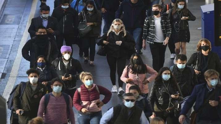 COVID pandemic, United Kingdom, death toll, March, coronavirus cases, covid strain, latest internati