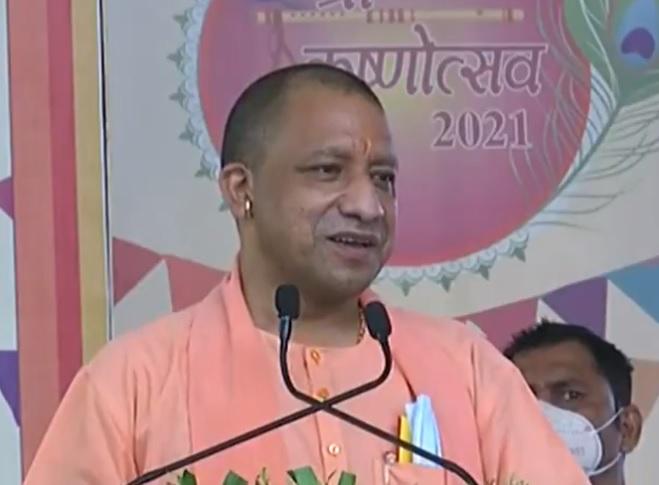 Yogi Adityanath remarK, Janmashtami, temples ram krishna, janmashtami, yogi remark, uttar pradesh cm