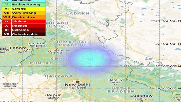 dehradun earthquake, earthquake in dehradun, uttarakhand earthquake, earthquake hits uttarakhand's d