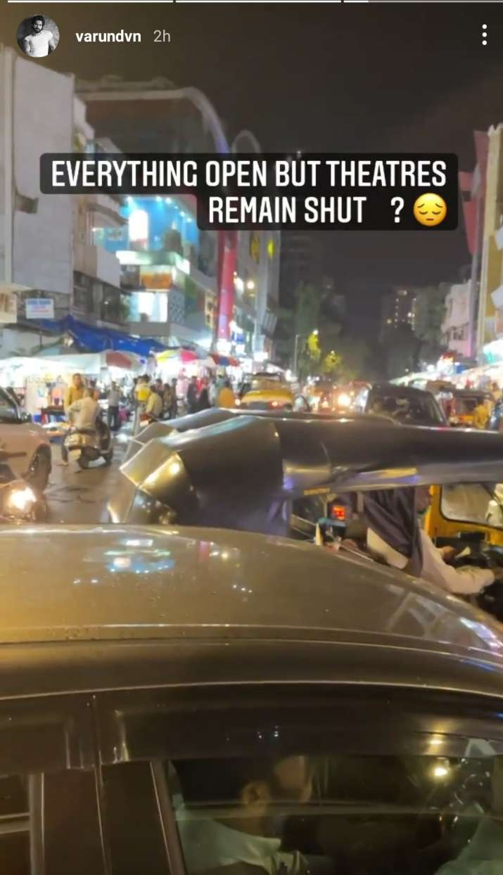 India Tv - Varun's post