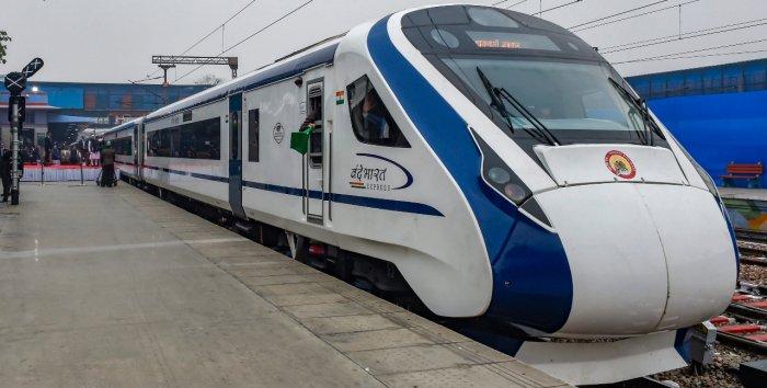 India Tv - Vande Bharat Express, India's first semi-high speed train