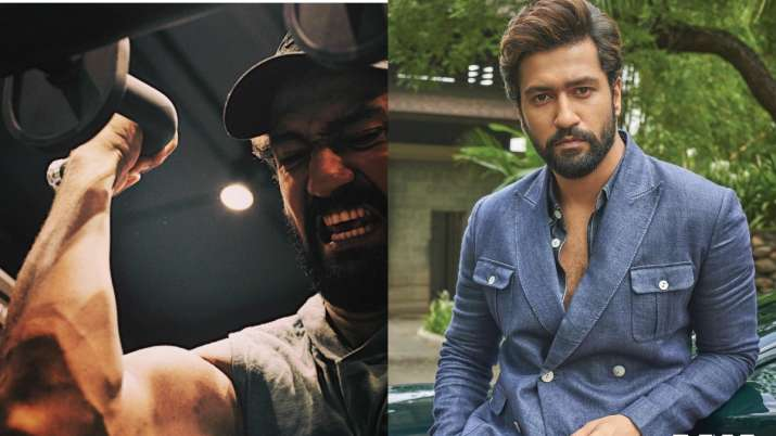 Vicky Kaushal shares glimpse of his intense workout routine; fans call it 'real transformation'