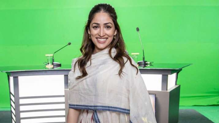 Yami Gautam gets emotional as she finishes shooting for 'Lost'