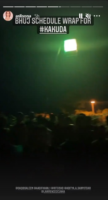 India Tv - Sonakshi wraps shooting of Kakuda