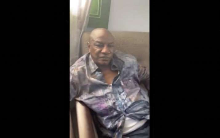 guinea president detained