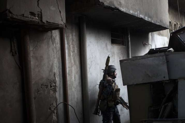 13 police personnel killed in suspected IS attack in