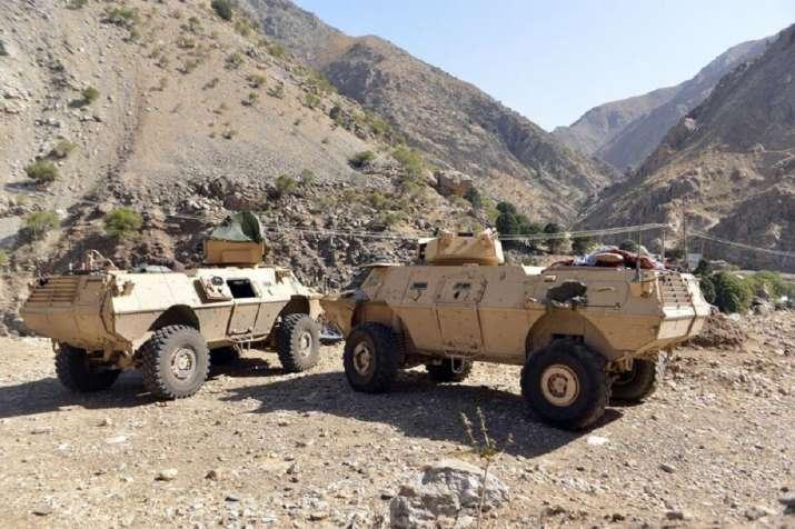 India Tv - panjshir valley capture, taliban government