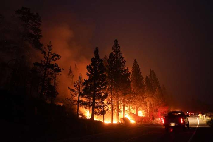 wildfire, forest fire, tahoe, us