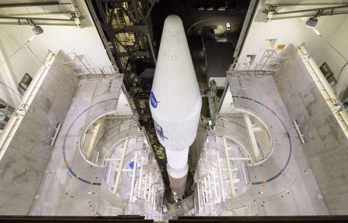 nasa earth monitoring spacecraft