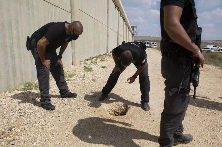 prison break israel