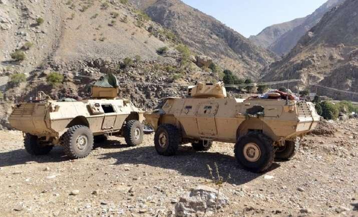 panjshir valley airstrike