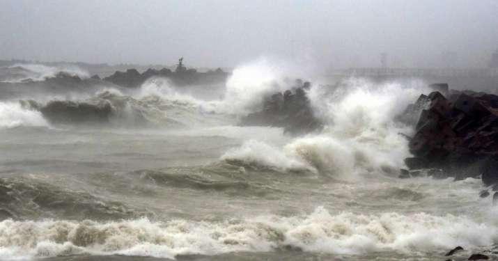 Odisha cyclone Gulab