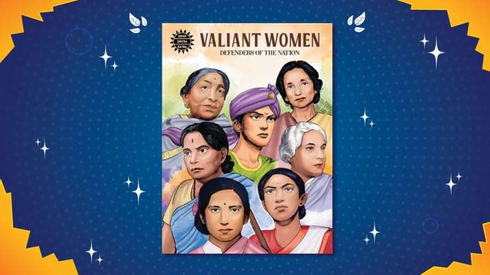 Amar Chitra Katha launches new book 'Valiant Women'