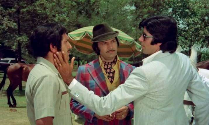 India Tv - Prem Chopra's rare pics on his birthday