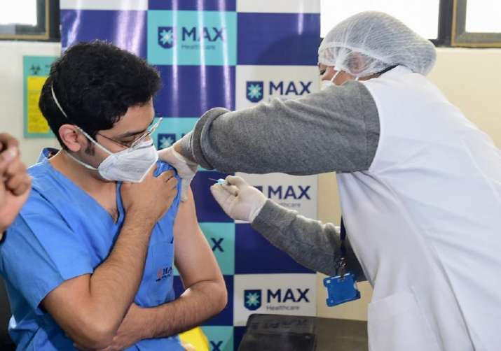 Mega vaccination drive in Lucknow