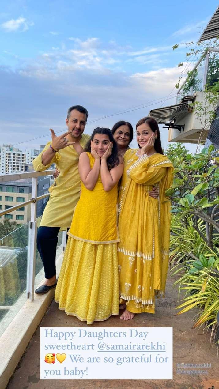 India Tv - Dia Mirza