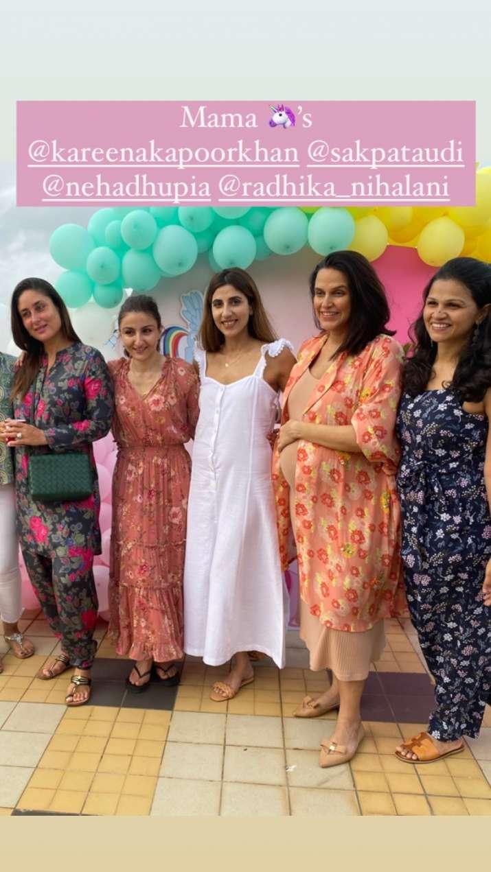 India Tv - Inside Inaaya's birthday bash