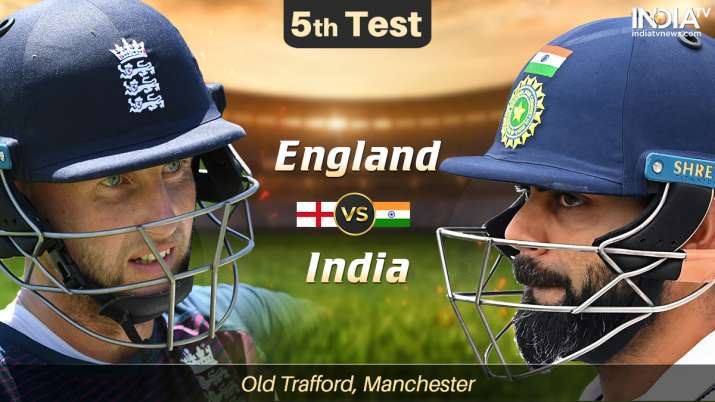 England vs India 5th Test Day 1: Watch ENG vs IND 5th Test Online