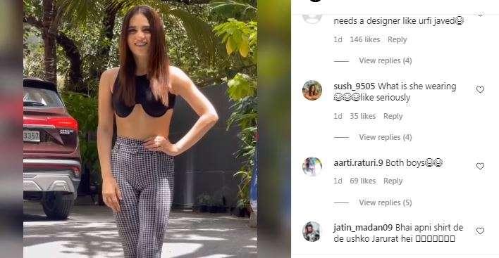India Tv - Radhika Madan trolled