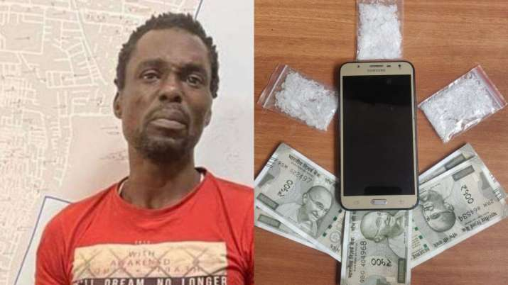 Nigerian actor with Rs 7.5L worth drugs arrested in Karnataka