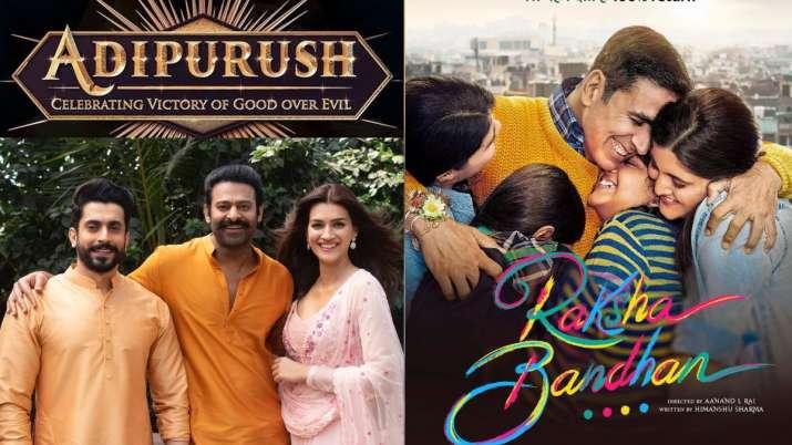 Prabhas's Adipurush to clash with Akshay Kumar's Raksha Bandhan on Aug 11, 2022