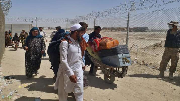 Taliban, taliban takeover Afghanistan, afghan refugee, centre stage, latest international news updat