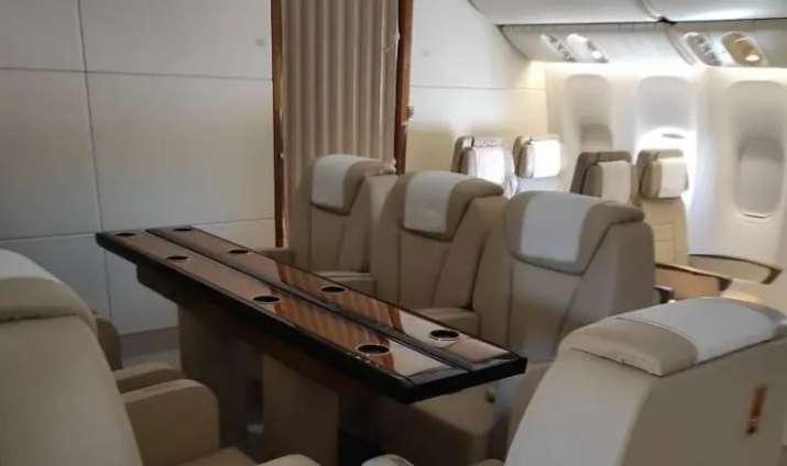 India Tv - PM Modi US visit, PM Modi US trip, Air India One, Air India One photos, Air India One security syste