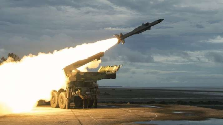 DRDO tests anew version of Akash Missile.