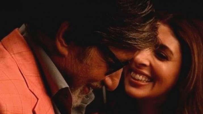 Amitabh Bachchan, Shweta