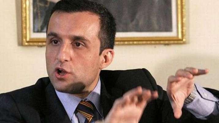 amrullah saleh, afghan vice president, taliban takeover afghanistan