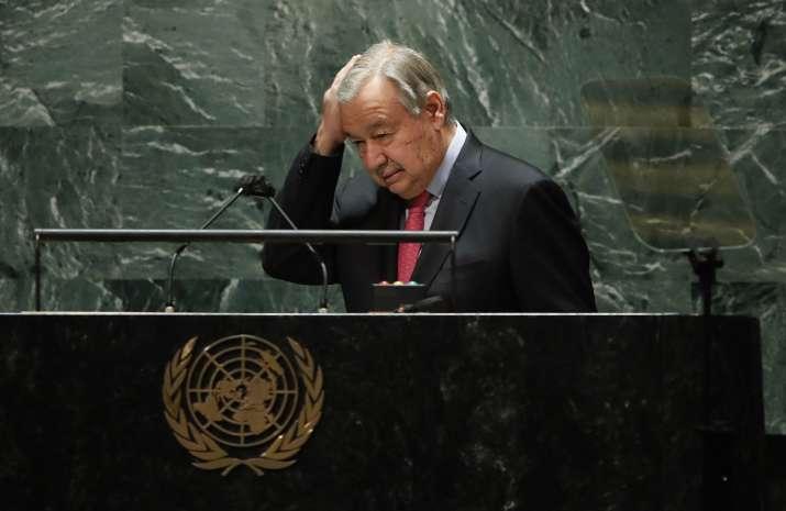 Despite acrimony, Antonio Guterres hopeful of dialogue between India, Pakistan