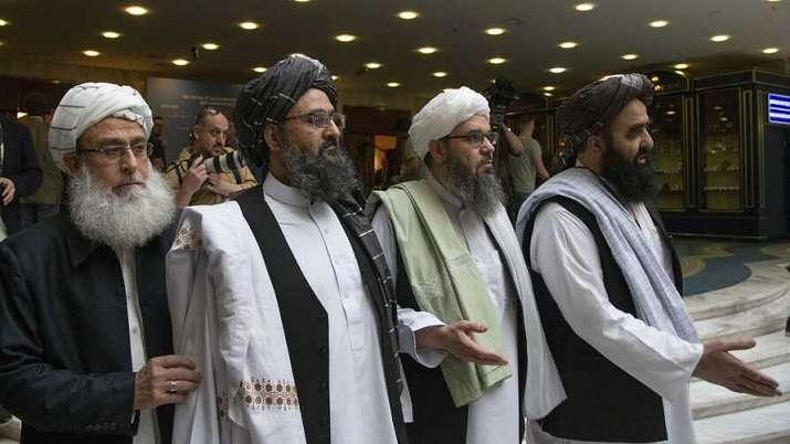 Mullah Abdul Ghani Baradar, the Taliban group's top
