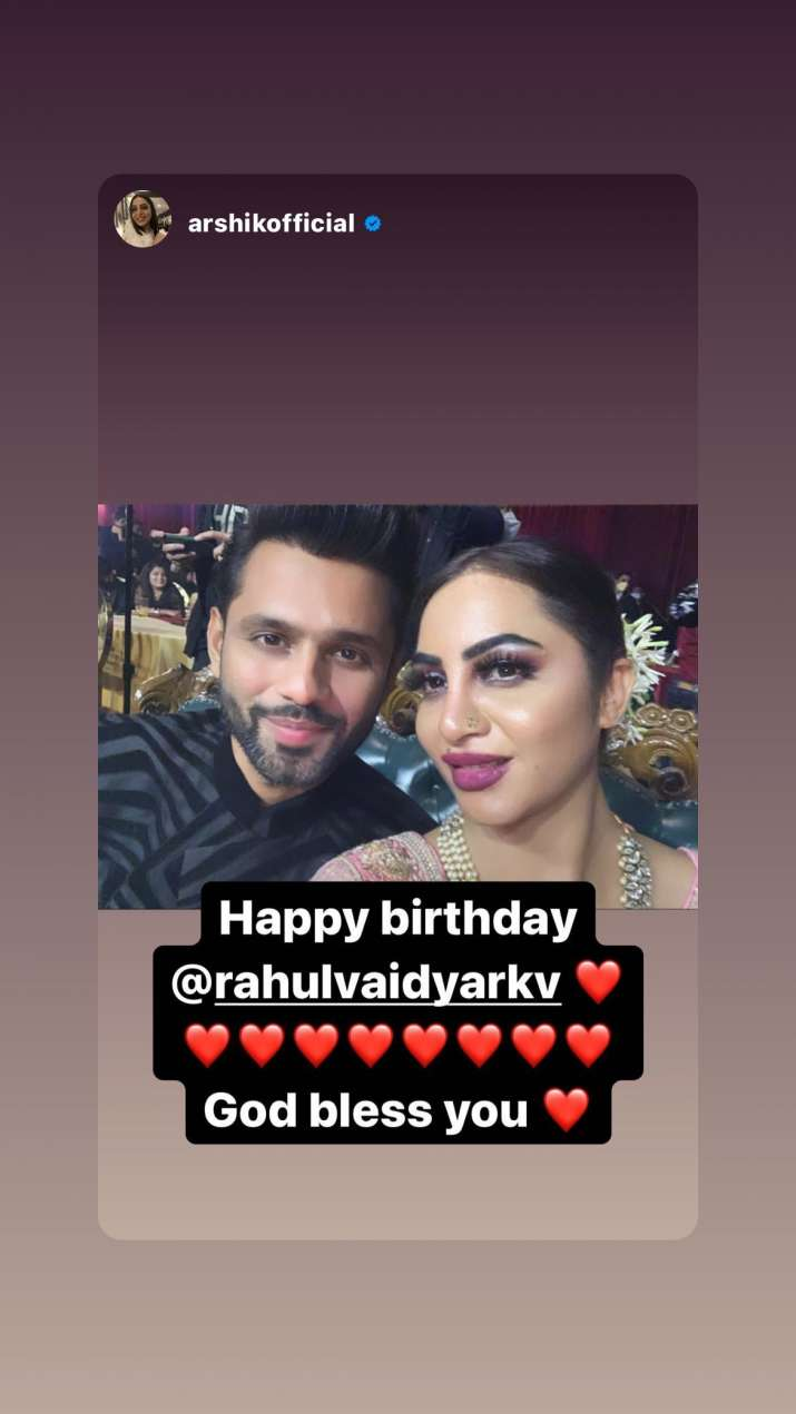 India Tv - Happy Birthday Rahul Vaidya