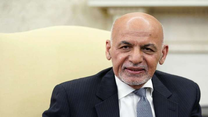 Afghan officials that fled with President Ghani set up government in exile