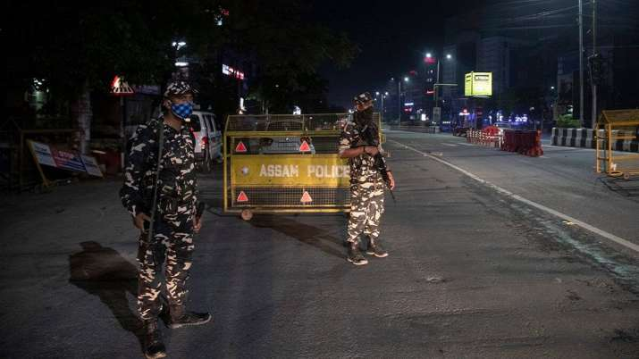Assam releases new SOPs for Covid; partial curfew in place