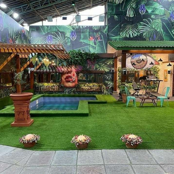 India Tv - Bigg Boss 15: FIRST PICS of jungle themed house