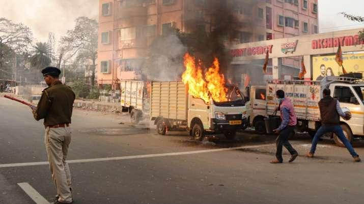 bengal post poll violence, bengal violence, mamta banerjee, tmc, bjp, cbi