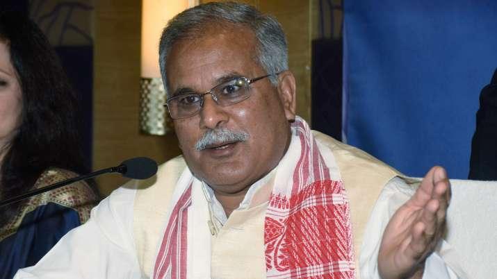 Chhattisgarh Chief MinisterBhupeshBaghel