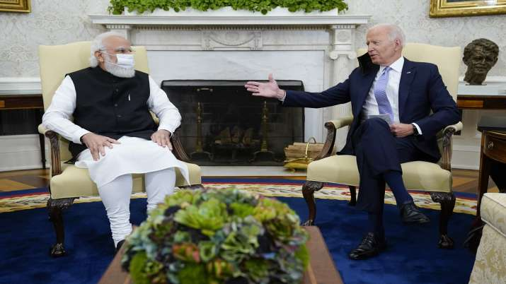'The whole purpose of this meeting…': When President Biden joked about his possible India connection with PM