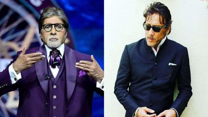 Jackie Shroff, Amitabh Bachchan