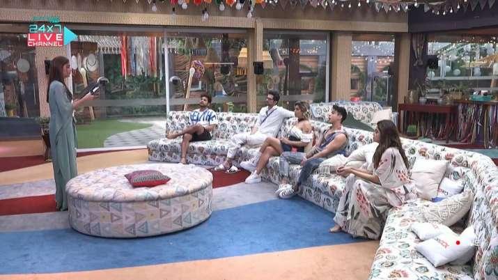 India Tv - Bigg Boss OTT: Nishant Bhatt lashes out on Raqesh Bapat