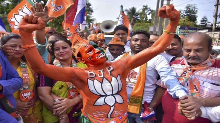 BJP gets going for 2022 Assembly polls, distributes