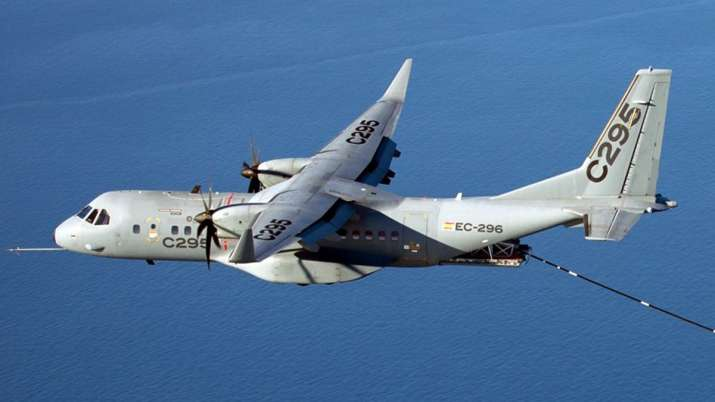 Govt signs deal with Airbus for purchase of C-295 military