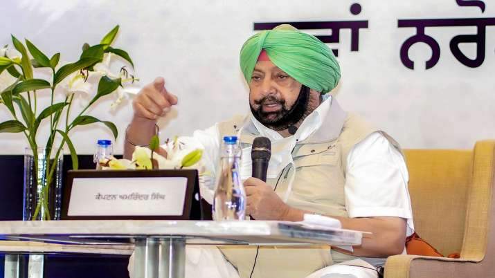 Amarinder Singh clears the air, says leaving Congress but