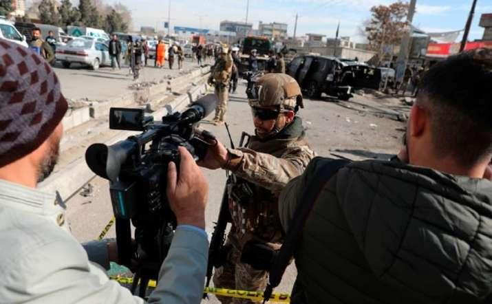 afghanistan journalists