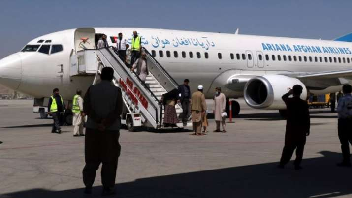 Afghan airline flew out relatives, not evacuees: Report