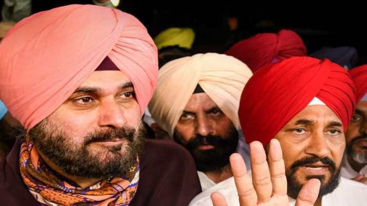 Charanjit Singh Channi will take oath as Punjab Chief