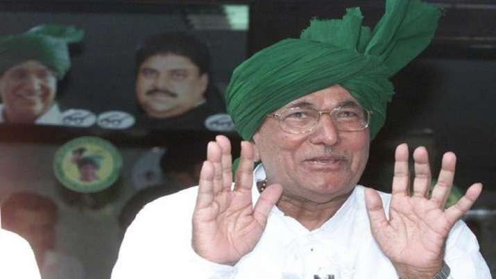 CM Om Prakash Chautala
